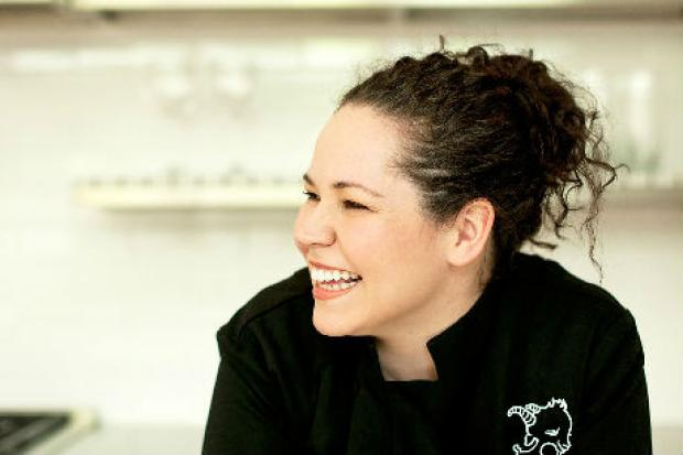 Chef Stephanie Izard says Duck, Duck Goat will open in November.