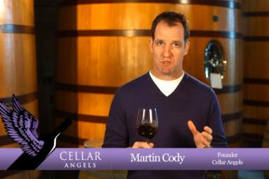 Martin Cody founded Cellar Angels, which features small wineries each week with a video of its history.