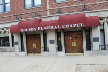 The former Nelson Funeral Chapel space in Andersonville could become a neighborhood arts mecca.