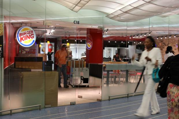 A new Burger King location is coming to the subterranean Metra station.