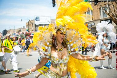 The best photos from Chicago's summer festivals in 2013.