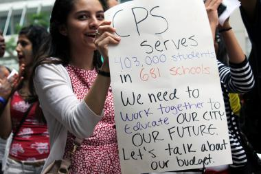 Administrators said raw budget numbers provided by CPS only tell half the funding story.