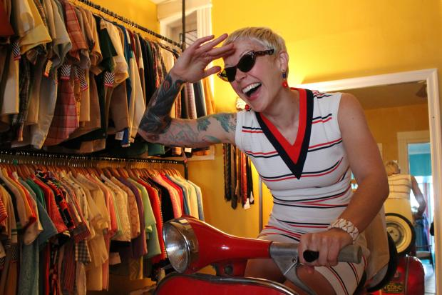 Revival a GO-GO, a '60s mod vintage shop, opens Friday at 1653 W. 18th St.
