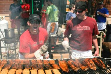 Ribfest Chicago runs June 7-9 in North Center, with 13 restaurants competing for the title of Best Ribs.