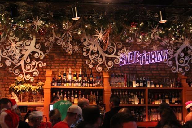 Sidetrack, 3349 N. Halsted St., is a prominent Boystown bar. It is being sued by a conservative Christian ex-employee for harassment.