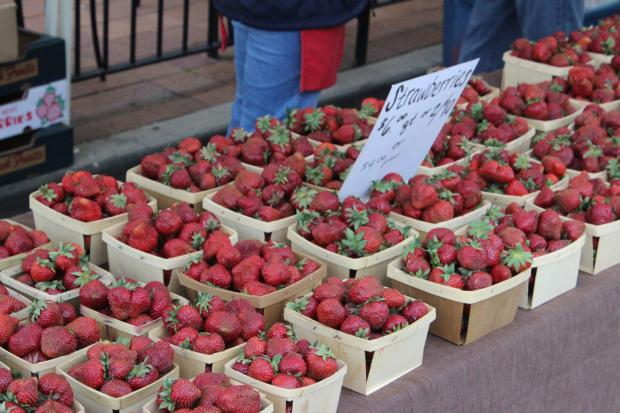 McKinley Park Farmers Market Opens Sunday - McKinley Park - DNAinfo ...