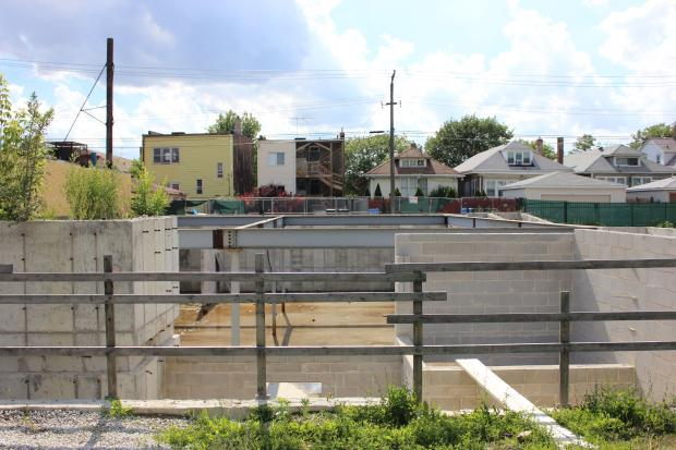 Construction for a new housing complex for low-income veterans is underway in Auburn Gresham.