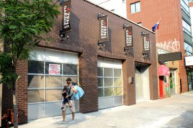 Located in a former Jiffy Lube facility, Zen Yoga Garage plans to open in July at 1845 N. Milwaukee Ave. in Bucktown.
