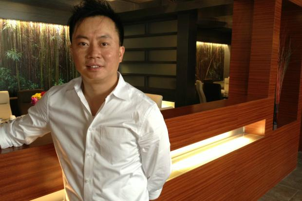Restaurateur Andy Luo's new Chinatown space is his third venture.