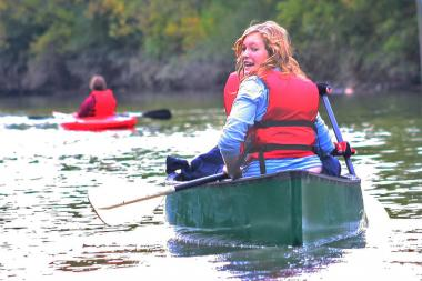 Twilight Canoe planned for Sept. 15 in Clark Park.