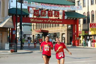 The Chinatown 5K takes place July 12.