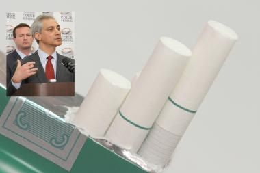 Mayor Rahm Emanuel is calling for a citywide effort to curtail menthol cigarettes, especially among young smokers.