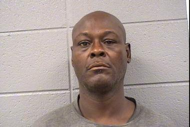 Derrick King, of the 1100 block of South Canal Street, allegedly accosted patrons of a South Loop Jewel with umbrellas. He is charged with theft and reckless conduct.