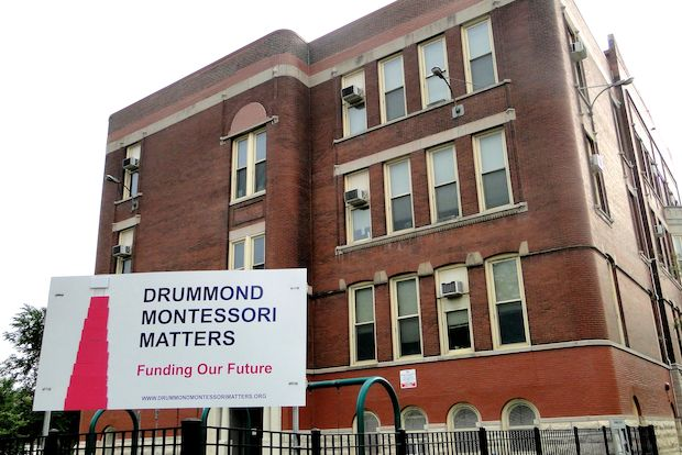 Mark Neidlinger's last day at Drummond School will be Sept. 27. The principal announced his resignation in a heartfelt letter to parents Aug. 15.