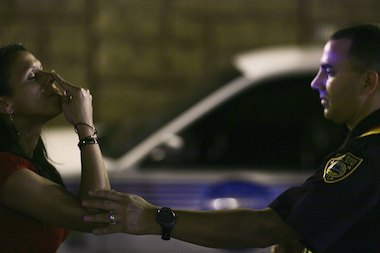 Chicago Police plan to set up a DUI checkpoint at North Avenue and Kingsbury Street on Friday night.