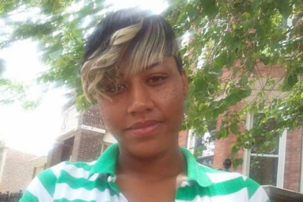 Georgina Randall, 30, was fatally shot Monday night.