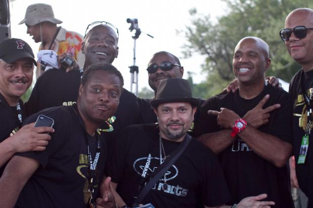 The Chosen Few DJs Old School Reunion Picnic, in its 23rd year, takes place this weekend in Jackson Park.