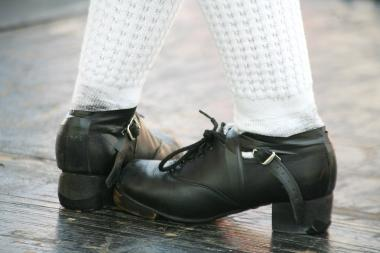 Irish step dancing is among the entertainment planned for Irish Fest, July 12-14.