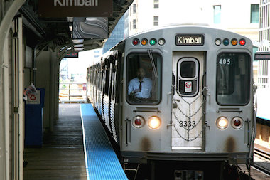 Maintenance work on the Brown Line will reduce late-night travel to a single track, starting Sept. 15.