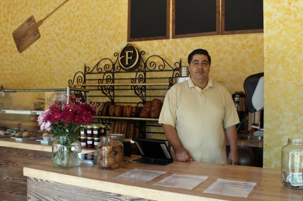 La Farine Bakery & Cafe has relocated from Noble Square to a larger space in Avondale.