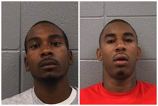 Three men were charged in connection with the alleged heroin bust.