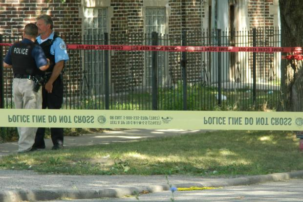A 30-year-old man was fatally shot.