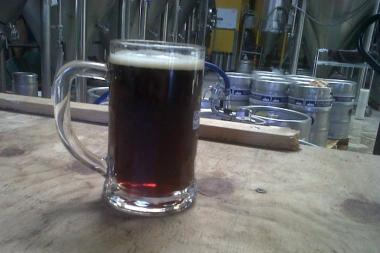 A brew from Metropolitan Brewing, one of the breweries expected at the City Made festival.