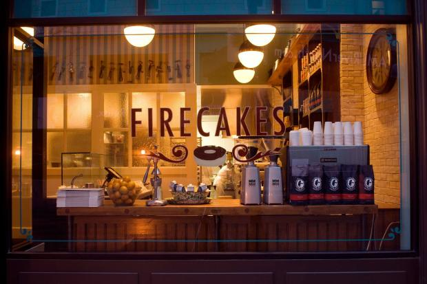 Firecakes and Glazed and Infused stay open late for the bar-hopping crowd.