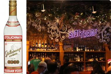 Sidetrack bar on Halsted is longer serving Stoli and other Russian spirits in protest of Russia's anti-gay laws.