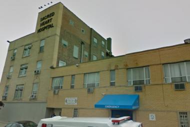 The Illinois Department of Public Health dispatched staff to Sacred Heart Hospital, 3240 W. Franklin Blvd., after learning that it was shuttered Monday, the  Tribune  reported.