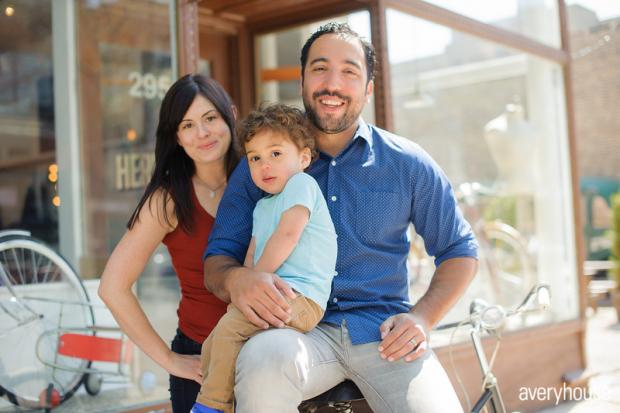 The Salvatore family of Heritage Bikes will be opening a shop dedicated to children's products this fall.
