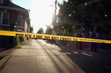 Police say a 25-year-old man was shot in Homan Square Thursday. (file photo)