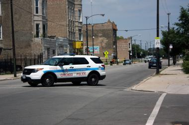 A 14-year-old boy was shot in the 1500 block of South Kedzie Avenue Sunday morning, police said.