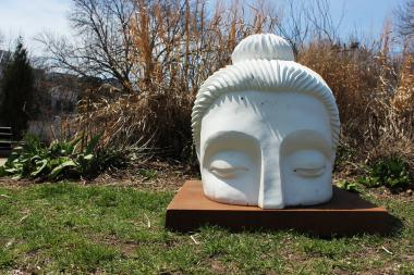 The Ten Thousand Ripples Buddha sculptures can be bought for $2,000.