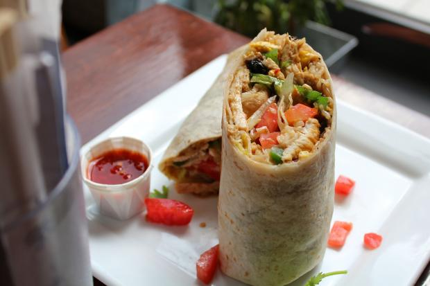 Thai Burrito, 2437 N. Clark St., serves tacos and burritos with a Thai flair.