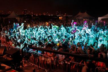 The Wavefront Music Festival is scheduled to hit Montrose Beach Friday to Sunday.
