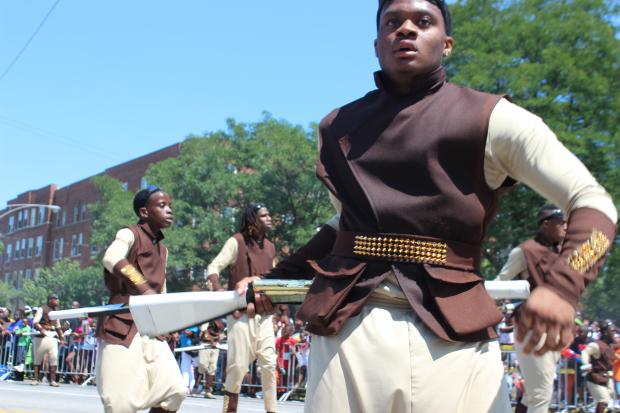 The 84th annual Bud Billiken Parade took over Bronzeville and Washington Park Saturday.