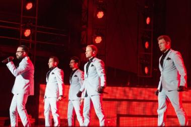 The Backstreet Boys apologized to fans after the band's Aug. 2 Northerly Island show was cut short.
