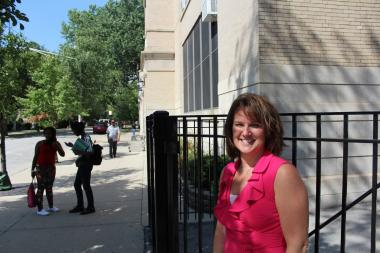 Canter Middle School Principal Colleen Conlan said the school is oddly quiet without the seventh-graders.