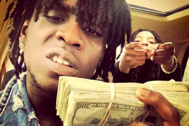 Teen rapper Chief Keef was ordered on Monday to pay child support after a DNA test confirmed paternity of an unidentified child.