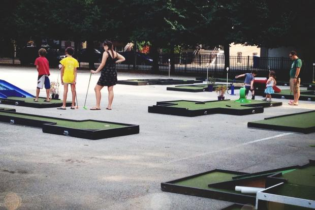 City Mini Golf is coming back this summer.