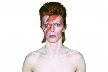 David Bowie will be honored at Thursday's Bowie Ball.