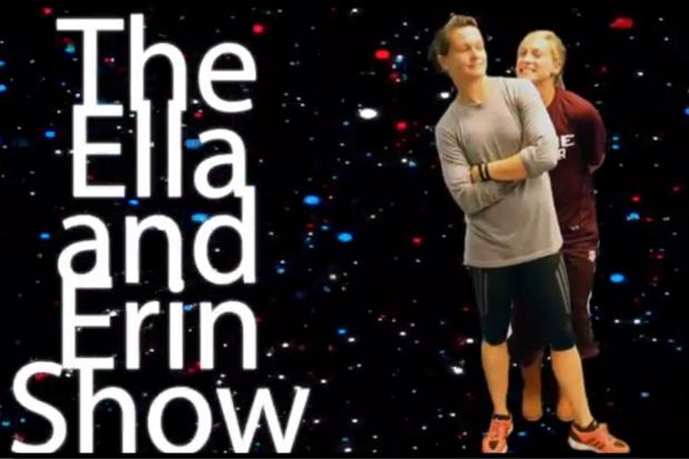 The Ella and Erin Show features Chicago Red Stars players Ella Masar and Erin McLeod. The show is a cult hit on YouTube.