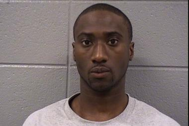 Filani Johnson, 27, was charged with criminal sexual abuse and aggravated assault of a transit employee.