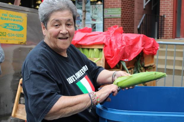 The seventh annual Festa Italiana kicked off Thursday in Little Italy.