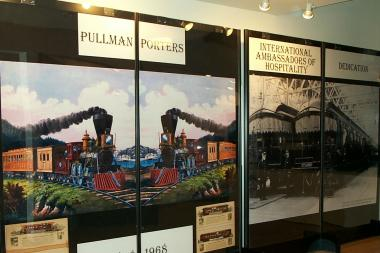 "The A. Philip Randolph Pullman Porter Museum on the South Side has exhibits featuring the famous ""Pullman Porters"" and is sponsoring a free celebration on Saturday. Aug. 24 to recognize the 50th anniversary of the March on Washington."