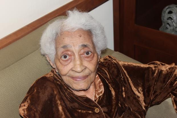 Entrepreneur Izola White, 90, now calls a South Chicago senior facility home after living and owning a restaurant in Chatham for more than 40 years.
