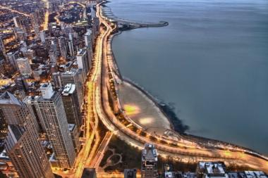Lake Shore Drive will face big closures this weekend and next week.