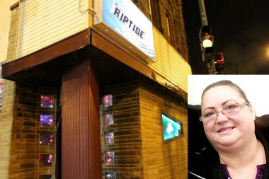 Marie's Rip Tide Lounge's last day of business at 1745 W. Armitage Ave. in Bucktown will be Saturday, said owner Tina Congenie.