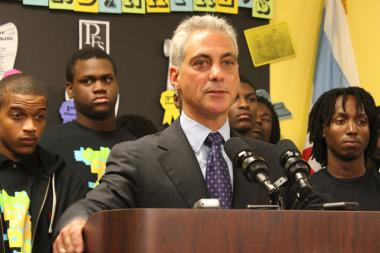 Mayor Rahm Emanuel has created an advisory committee to make recomendations on how best to use closed school buildings.